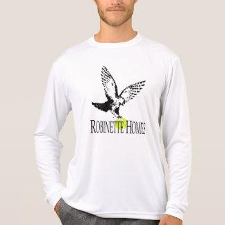Camisa del equipo de aterrizaje de los halcones