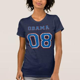 Camisa del equipo de Obama disponible en 2XL para