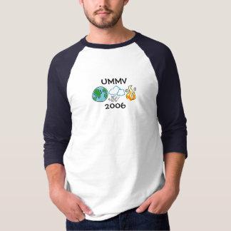 Camisa del equipo de UMMV