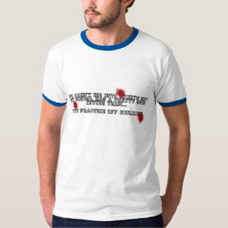 Camisa del equipo que se zambulle (azul)