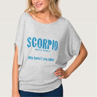 Camisa del escorpión