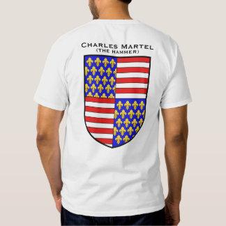 Camisa del escudo de armas de Charles Martel