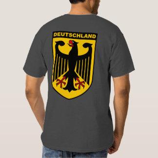 Camisa del escudo de armas de Deutschland/de