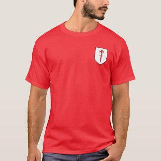 Camisa del escudo de armas de los hermanos de la