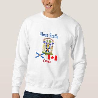 Camisa del escudo de armas de Nueva Escocia * de