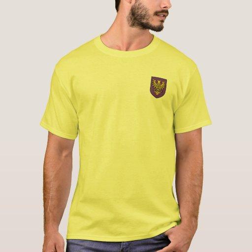 Camisa del escudo de armas de sir Gawain