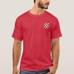 Camisa del escudo de armas de sir Lancelot