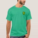 Camisa del escudo de armas de sir Tristan