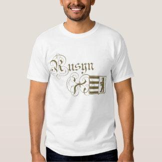Camisa del escudo de Rusyn