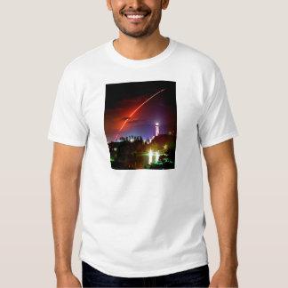 Camisa del esfuerzo del transbordador espacial