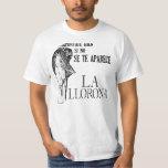 Camisa del español de Llorona del La