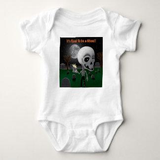 Camisa del espíritu necrófago de Halloween