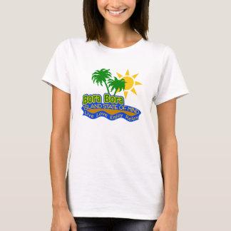Camisa del estado de ánimo de Bora Bora - elija el