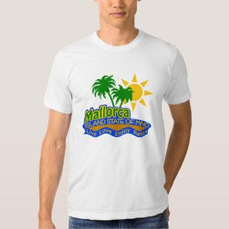 Camisa del estado de ánimo de Mallorca - elija el