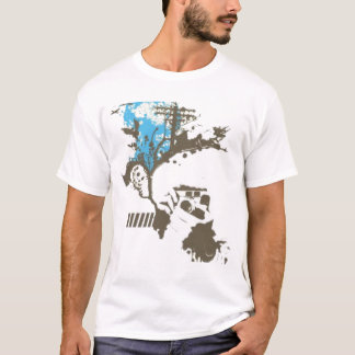 Camisa del estilo del vintage