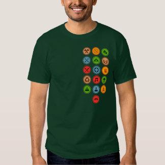 Camisa del explorador