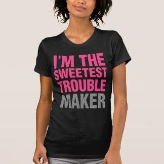 Camisa del fabricante de problema