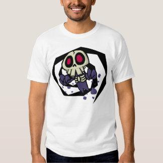 Camisa del fantasma de Skele
