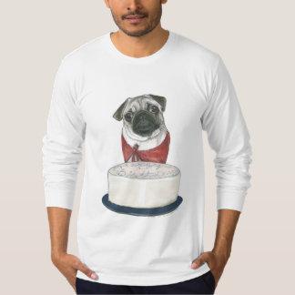 Camisa del feliz cumpleaños para un amante del
