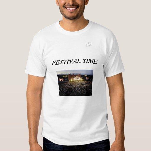 Camisa del festival