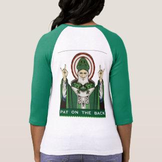 Camisa del fiesta del día de St Patrick