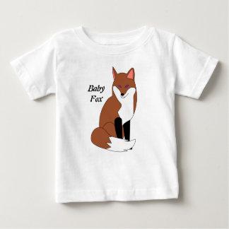 Camisa del Fox del bebé