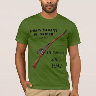 Camisa del francotirador de la PU de Mosin Nagant