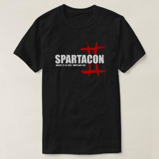 Camisa del funcionario de SpartaCon II