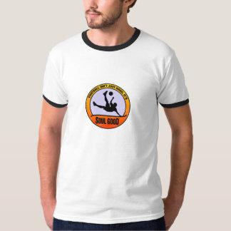 Camisa del fútbol - alma buena