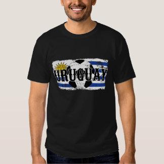 Camisa del fútbol - Uruguay