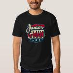 Camisa del G-man del Jr.