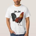 Camisa del gallo de Jon Jon