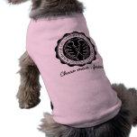 Camisa del gatito de la universidad de los batería camisetas mascota