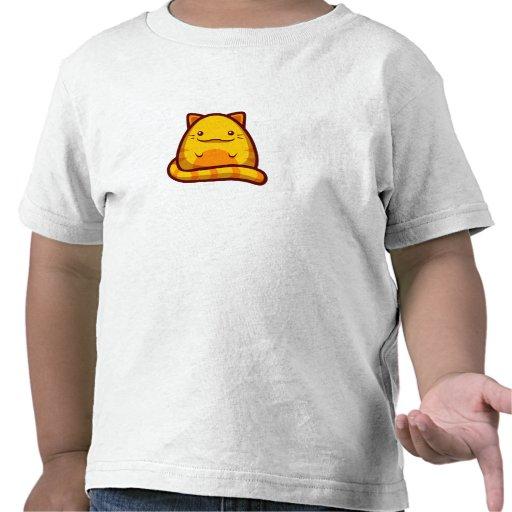 Camisa del gatito de los cachos