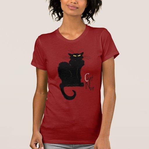 """Camisa del """"gato negro"""""""
