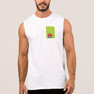 Camisa del gimnasio del Beefcake