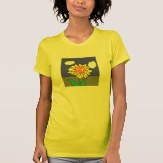 Camisa del girasol