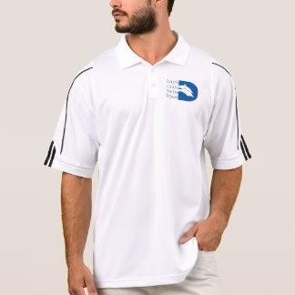 Camisa del golf de los hombres