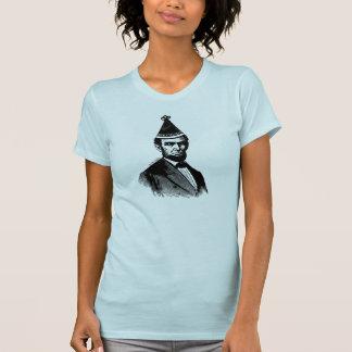 Camisa del golpe del cumpleaños de Abraham Lincoln