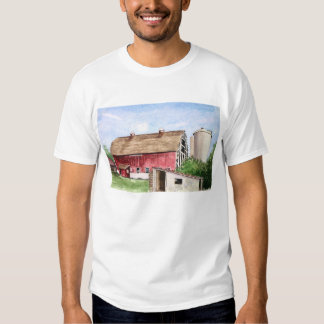 Camisa del granero de Trescher
