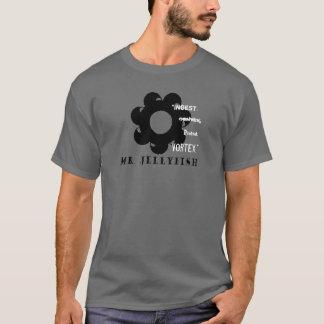 Camisa del gris del vórtice