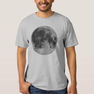 Camisa del Grunge de la Luna Llena