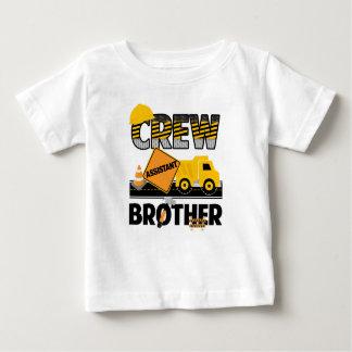 Camisa del hermano de la construcción, cumpleaños