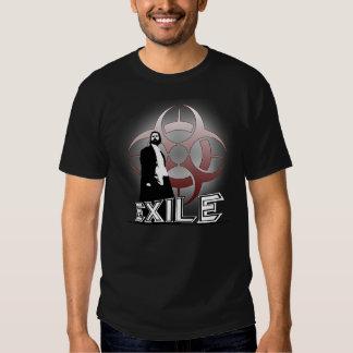 Camisa del héroe del EXILIO