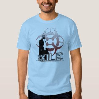 Camisa del héroe del EXILIO (colores claros)
