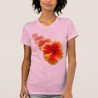 Camisa del hibisco