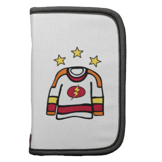 Camisa del hockey organizadores