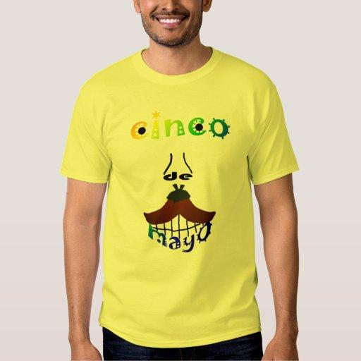 Camisa del hombre de Cinco De Mayo