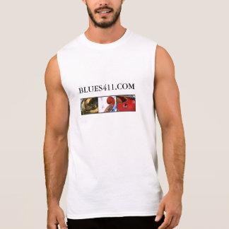 ¡Camisa del hombre del festival - Sloganized Playera Sin Mangas