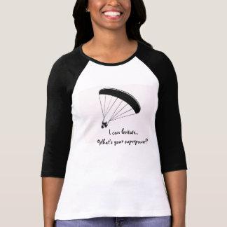 Camisa del humor del ala flexible, cuál es su supe